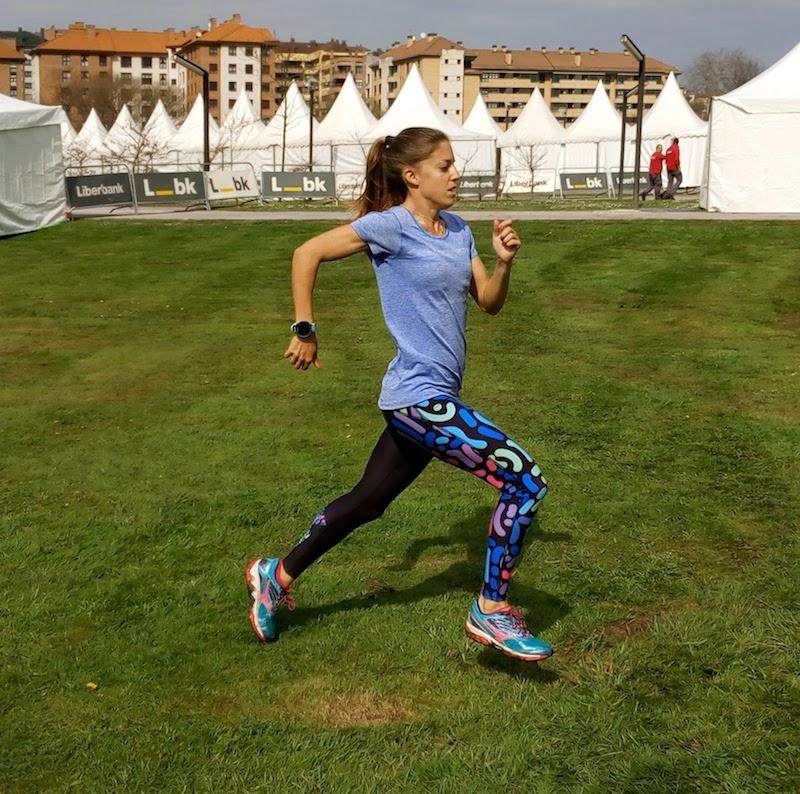 Correr más rápido mejorando la técnica de carrera