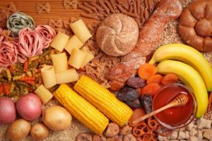 Dieta y nutrición deportiva - Hidratos de carbono o carbohidratos