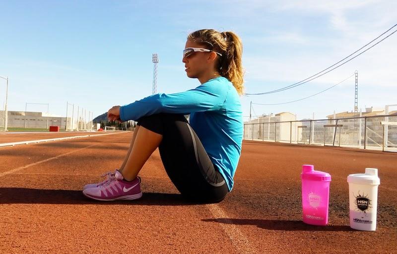 Dieta y nutrición deportiva para el entrenamiento y la competición