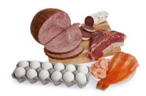 Nutrientes de los alimentos