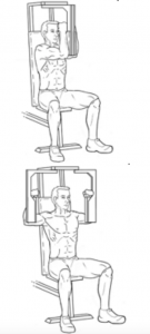 Ejercicios para tonificar o fortalecer pectorales o pecho