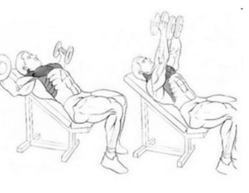 Ejercicios para fortalecer o tonificar pectorales o pecho