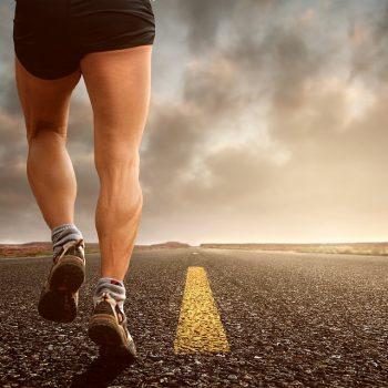 Cómo correr y caminar