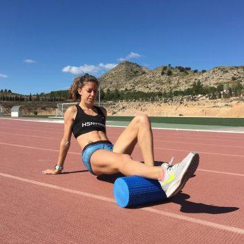 Foam roller para mejorar la movilidad, el rendimiento deportivo y la recuperación