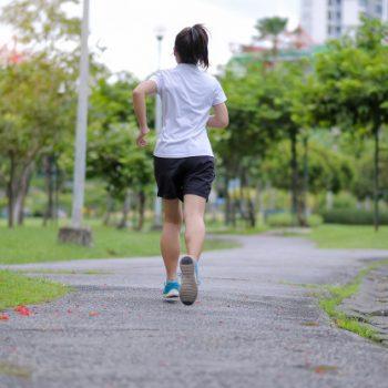Empezar a correr o hacer running