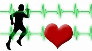 Frecuencia cardíaca hasta 167