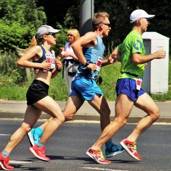 Energía para correr