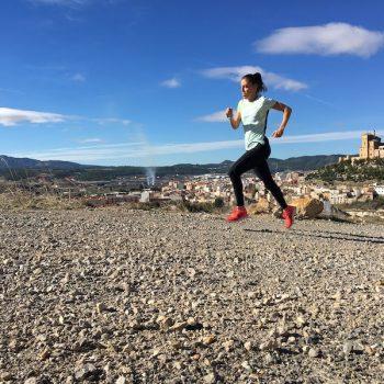 Entrenamiento de cuestas para correr más rápido