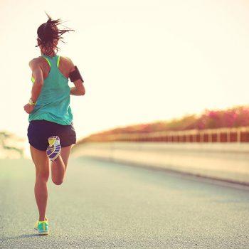 Entrenamiento de running o carrera